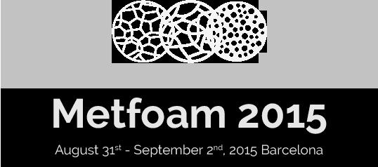 metfoam2015