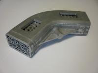 Mousse métallique dans crashbox