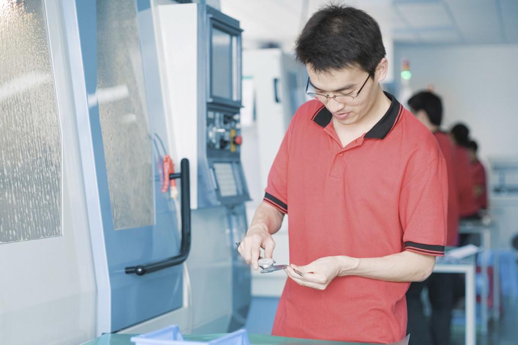 Chine qualite de la production