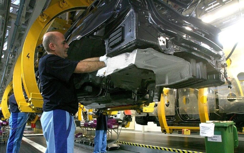 Industrie automobile 2015