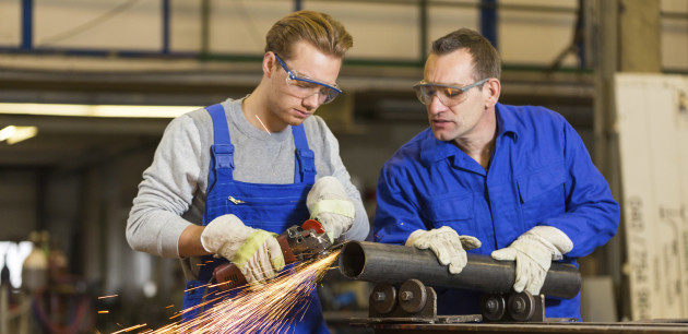 Formation continue en métallurgie