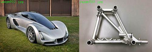 Nouveau concept de chassis