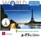 Congrés mondial de la fonderie de précision se déroule en France