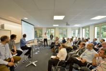 J' Tech, journées d'échanges techniques et stratégiques de CTIF en juin 2014 à Sèvres.
