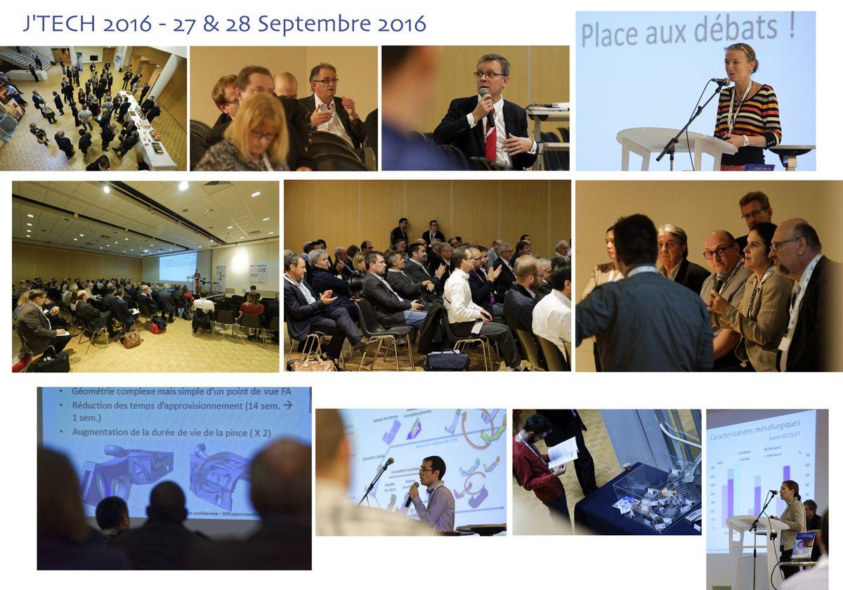 J'Tech 2016 de CTIF à Chaville les 27 et 28 septembre