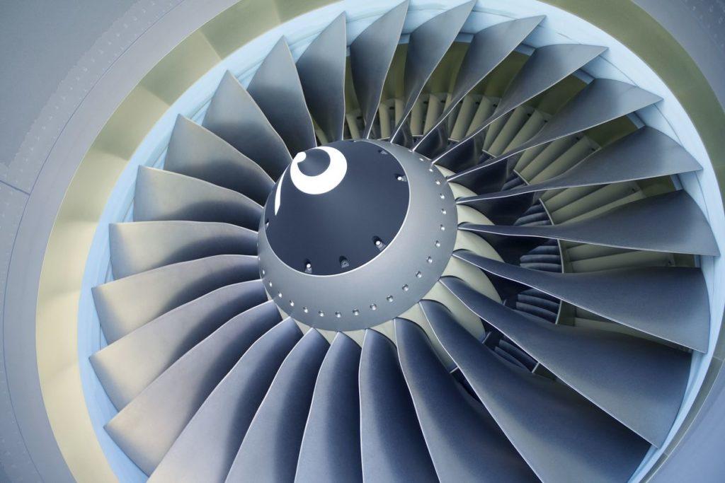 Jet Turbine - Boeing 737-800