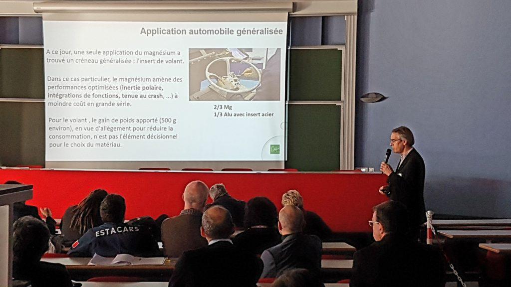 Conférence sur l'allègement dans l'automobile-ID4Car, 14 Novembre 2017, Arts et Métiers ParisTech