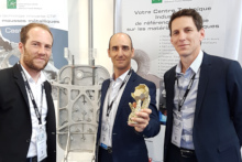 CTIF remporte pour la 2ème fois le trophée 3D Print