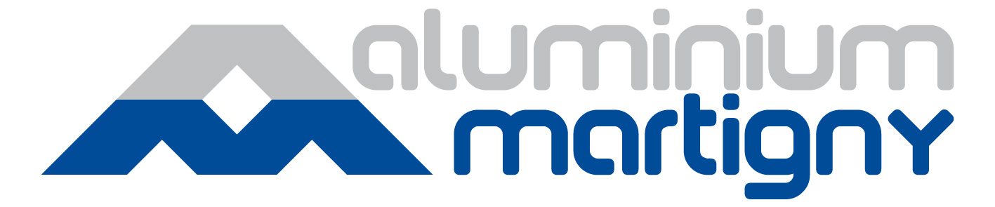 Logo-Aluminium Martigny