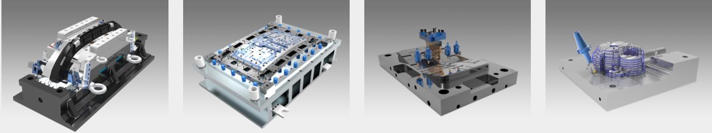 Cimatron (3D Systems).
