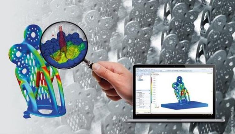 Simulation de la Fabrication Additive (ESI)