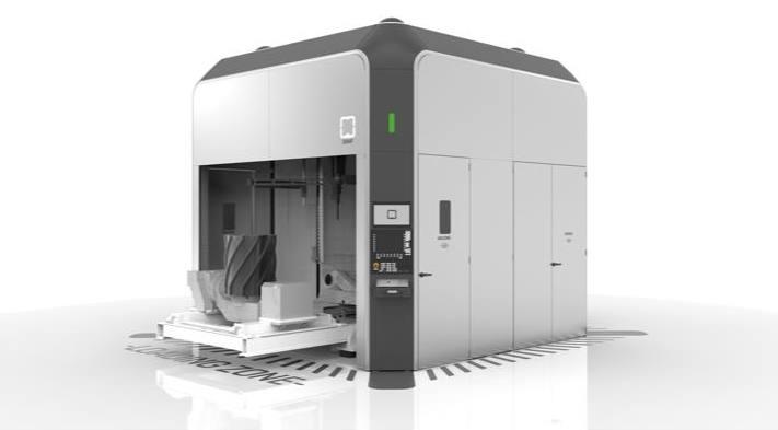 Machine 3DMP® (Rolf Lenk Werkzeug-u Maschinenbau)