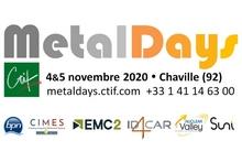 MetalDays 2020 Six partenaires officiels