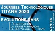 Journées Technologiques Titane 2020