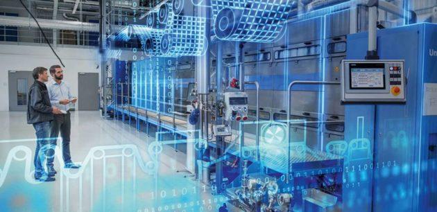 Jumeaux numériques Siemens
