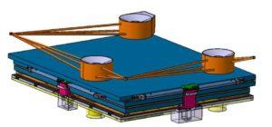 Générateur solaire du Rover - Mission MMX