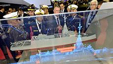 Euronaval, reflet d'un secteur de la défense navale en forte concurrence