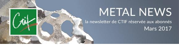 Metal News - Janvier 2017